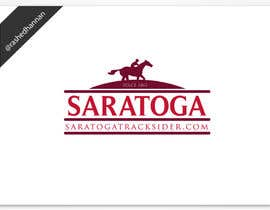 #130 for Design a Logo for Saratoga Tracksider af rashedhannan