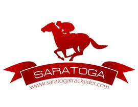 #138 for Design a Logo for Saratoga Tracksider af NenadKaevik
