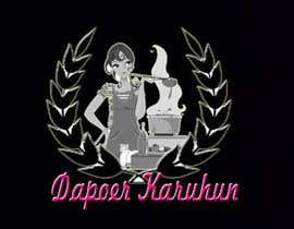 """gpradeep12 tarafından Design a Logo for an Asian food brand called """"Dapoer Karuhun"""" için no 22"""