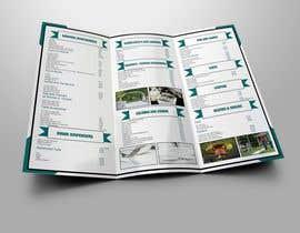 Nro 15 kilpailuun Design a Brochure for a Rental Company käyttäjältä stylishwork