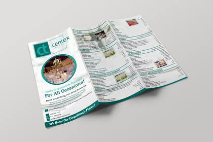 Image of                             Design a Brochure for a Rental C...