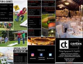 Nro 3 kilpailuun Design a Brochure for a Rental Company käyttäjältä sateshcharan