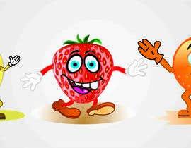 #103 for Design a Logo for A Fruit Business af shoaib407