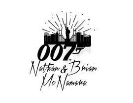 estefyleon tarafından 007 James Bond New York Logo için no 37