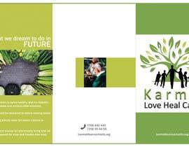 Nro 4 kilpailuun Design a Brochure käyttäjältä saranyaarchi