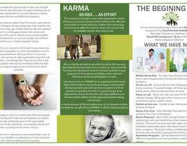 Nro 6 kilpailuun Design a Brochure käyttäjältä saranyaarchi