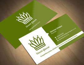#1 cho Design some Business Cards for Green Queen bởi ezesol