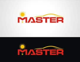 nº 46 pour Design a Logo for Master- protect the windows from sun and shining well the car. par shobbypillai
