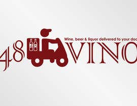 RedHotIceCold tarafından Logo For online local alcahol delivery app için no 16