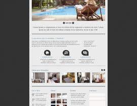 Nro 1 kilpailuun Hacer un boceto para un diseño web de alquiler de cuartos käyttäjältä stcserviciosdiaz