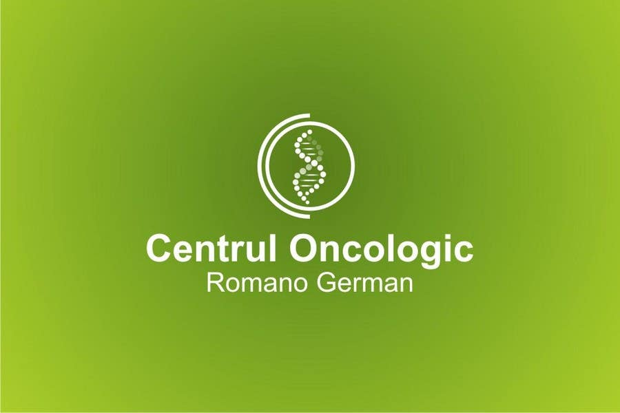 Penyertaan Peraduan #387 untuk Logo Design for Centrul Oncologic Romano German