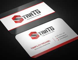 Nro 59 kilpailuun Business card redesign käyttäjältä Warna86