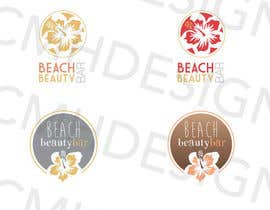 nº 27 pour Design a Logo for my business, Beach Beauty Bar par cmhdesigns