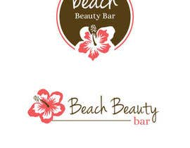 nº 87 pour Design a Logo for my business, Beach Beauty Bar par cmhdesigns
