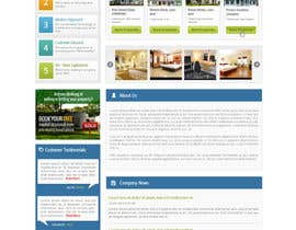 #12 for Design a Website Mockup for Estate Agent af patrickjjs