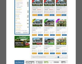 #23 for Design a Website Mockup for Estate Agent af patrickjjs