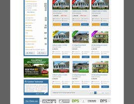#24 for Design a Website Mockup for Estate Agent af patrickjjs