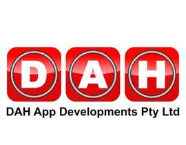 nº 2 pour Design a Logo for DAH App Developments Pty Ltd par MCSChris