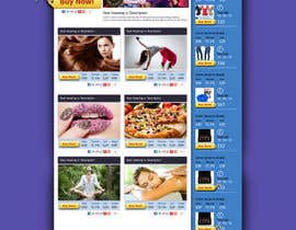 #6 para Design a layout for displaying daily deals on a website por ANALYSTEYE