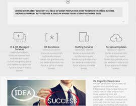 #3 para Create a Professional Wordpress Template for a Website: Recent Graduate (Blogging & Networking) por backibreg