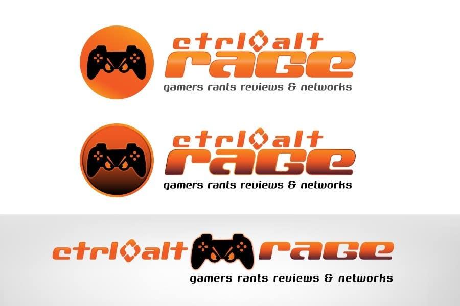 Penyertaan Peraduan #103 untuk Graphic Design for CtrlAltRage