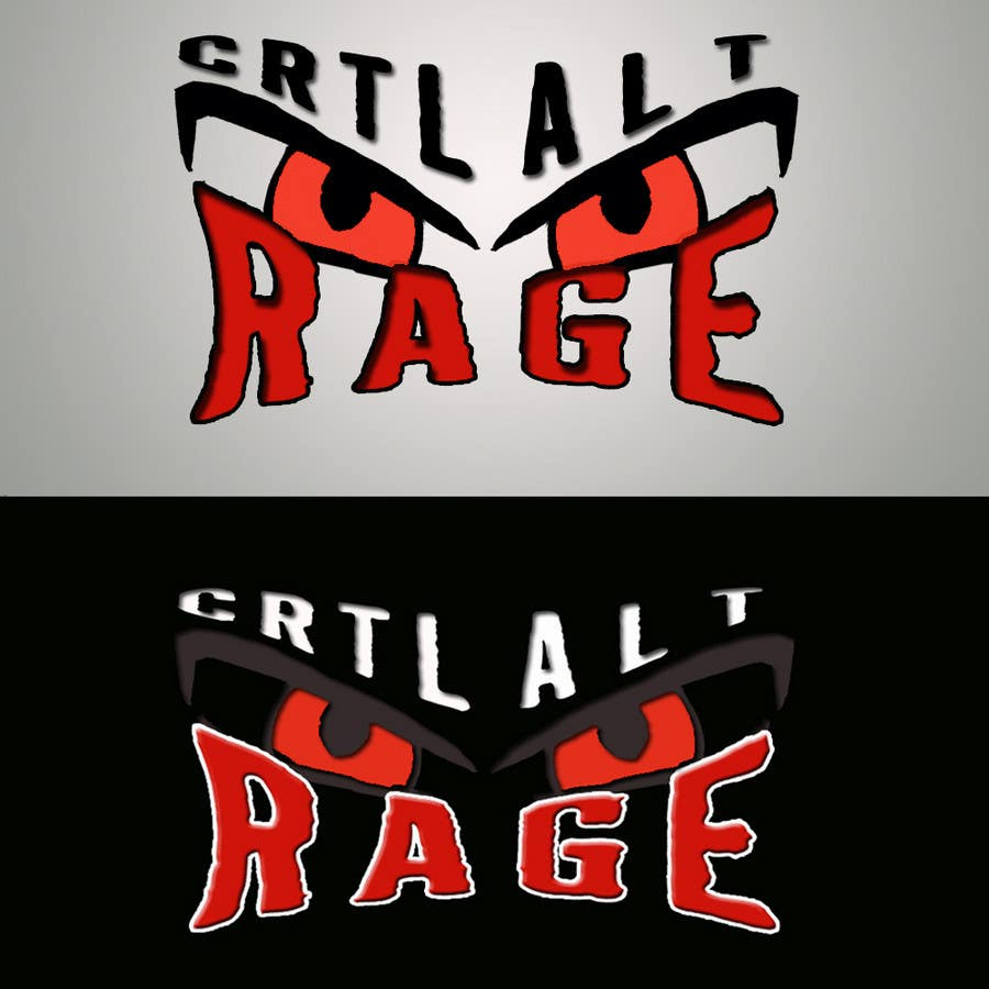 Contest Entry #                                        12                                      for                                         Graphic Design for CtrlAltRage