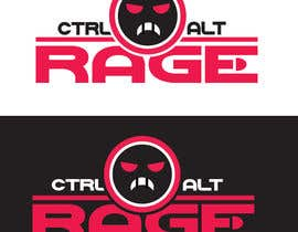 nº 33 pour Graphic Design for CtrlAltRage par jayteebee