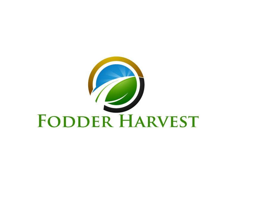 Penyertaan Peraduan #                                        30                                      untuk                                         Design a Logo for Fodder Harvest, Inc. - repost