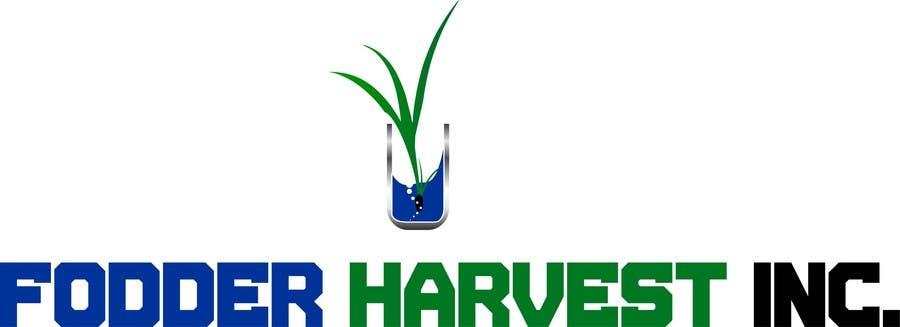 Penyertaan Peraduan #                                        24                                      untuk                                         Design a Logo for Fodder Harvest, Inc. - repost