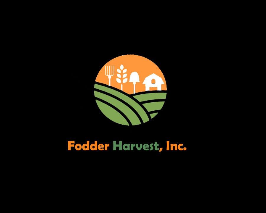 Penyertaan Peraduan #                                        15                                      untuk                                         Design a Logo for Fodder Harvest, Inc. - repost