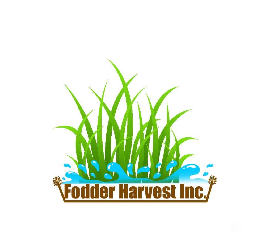 Penyertaan Peraduan #                                        21                                      untuk                                         Design a Logo for Fodder Harvest, Inc. - repost