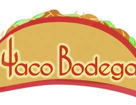 Nro 37 kilpailuun I need someone to make a logo for my taco shop käyttäjältä hyroglifbeats
