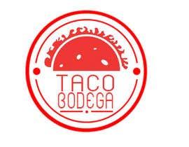 Nro 8 kilpailuun I need someone to make a logo for my taco shop käyttäjältä Riska777