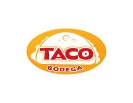 Nro 18 kilpailuun I need someone to make a logo for my taco shop käyttäjältä mesamali