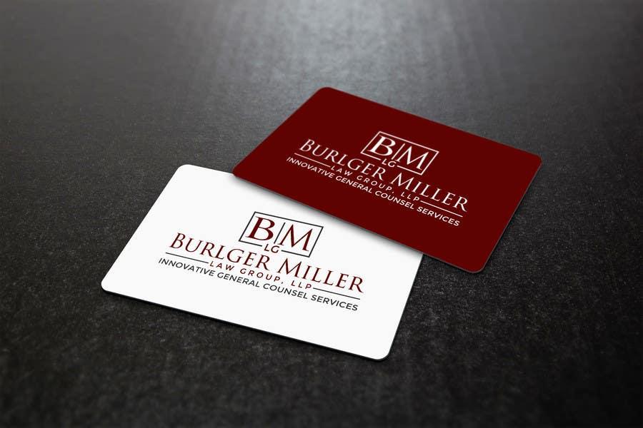 Kilpailutyö #134 kilpailussa Design a Logo for Business Law Firm