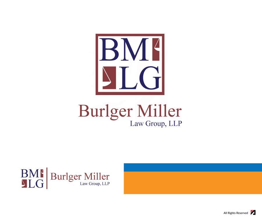 Kilpailutyö #149 kilpailussa Design a Logo for Business Law Firm