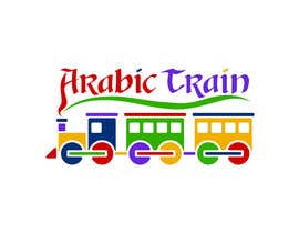 nº 67 pour Design a logo for an online website teaching Arabic  'Arabic Train' par rogerweikers