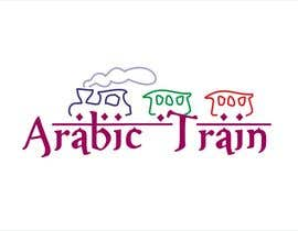 nº 61 pour Design a logo for an online website teaching Arabic  'Arabic Train' par Orlowskiy