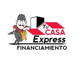 Nro 41 kilpailuun Re-Design LOGO and MASCOT for Tu Casa Express käyttäjältä stajera