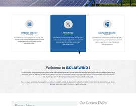 #11 for Adapt an existing WordPress Template based on an existing website by tarana1
