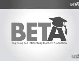 #34 for Logo Design for BETA - Beginning and Establishing Teachers' Association by GDesignGe