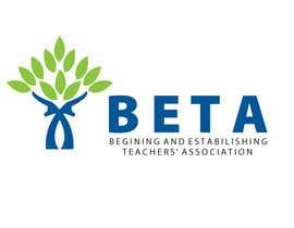 #424 untuk Logo Design for BETA - Beginning and Establishing Teachers' Association oleh danumdata
