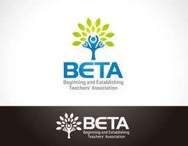 #403 for Logo Design for BETA - Beginning and Establishing Teachers' Association by Mackenshin