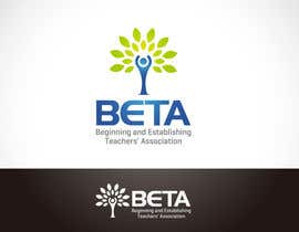 #405 for Logo Design for BETA - Beginning and Establishing Teachers' Association by Mackenshin