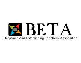 #442 untuk Logo Design for BETA - Beginning and Establishing Teachers' Association oleh amitselfemployed