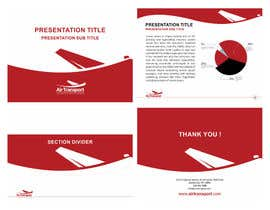#7 untuk Design Stationery for Air Transport oleh ezesol