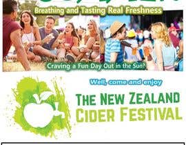 #19 for A3 Poster for The New Zealand Cider Festival by dmcyster