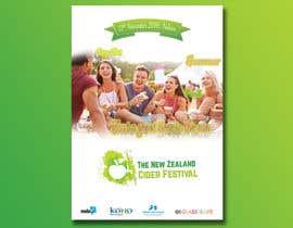 phthai tarafından A3 Poster for The New Zealand Cider Festival için no 6