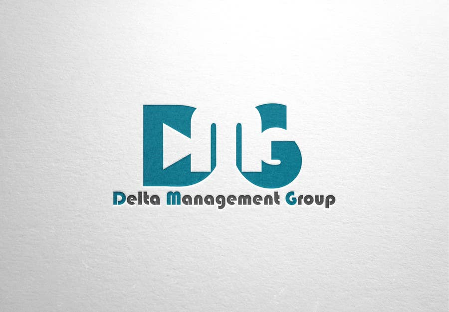 #80 for Redesign Logo for Delta Management Group by BlackFlame10