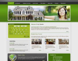 carboncopydev tarafından Design a Website Mockup for Property Portal için no 9